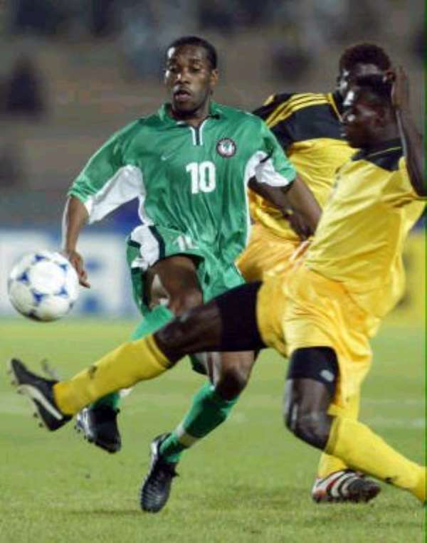 Nigeria name strong squad to face Ghana